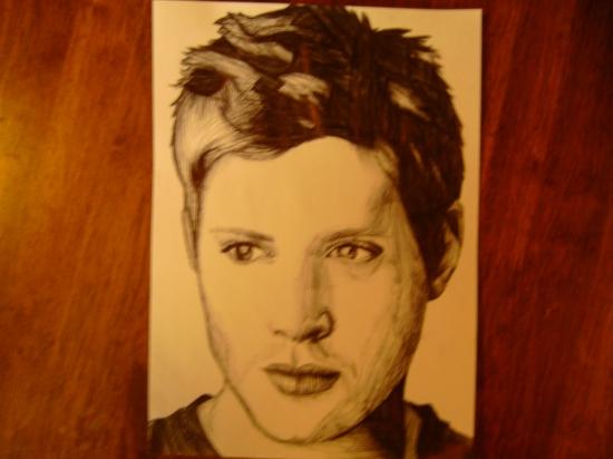 Jensen Ackles by amberallen15